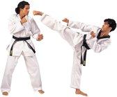 Matsuru karate/taekwon-do pak wit kids - Maat 110