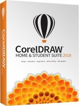 CorelDRAW Home & Student Suite 2018 - 3 Apparaten - Nederlands / Frans - Windows
