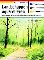 Landschappen aquarelleren