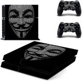 Anonymous - PS4 skin