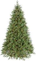 Kerstboom Excellent Trees® LED Ulvik 240 cm met verlichting - Luxe uitvoering - 560 Lampjes