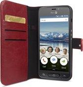 Doro Wallet Case voor 8040 Rood