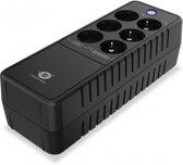 Conceptronic ZEUS05E UPS Stand-by (Offline) 650 VA 360 W 6 AC-uitgang(en)
