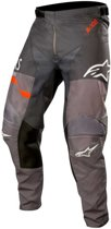 Alpinestars Crossbroek Racer Flagship Mid Gray/Anthracite/Fluor Orange-32