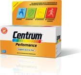 Centrum Performance - 50 Tabletten - Multivitaminen