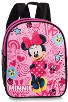 Babygoodies Disney Minnie Mouse rugzak (roze)