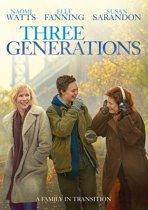 Three Generations (dvd)