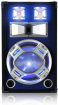 "Skytec Disco Pa Speaker 12"" 600w Led"