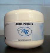Acryl poeder clear 70gram