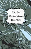 Daily Motivation Journal