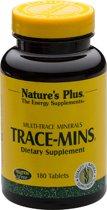 Trace Mins, Multi Trace Minerals Tablets (sporenelementen mengsel) 180 tabletten, Nature's Plus