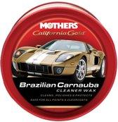 Mothers Wax California Gold Carnauba Cleaner Paste Wax - 340gr