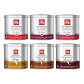 Proefpakket illy - Iperespresso (126 cups) - 6 x 21 stuks