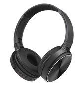 Bluetooth 4.2 Koptelefoon On Ear | Draadloze inklapbare koptelefoon On-Ear met ingebouwde microfoon, voor kinderen & volwassenen voor alle smartdevices - iPhone/Samsung/iPad/PC – Zwart