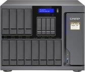 16-Bay NAS AMD Ryzen 3 1200 4-core 3.1GHz (max 3.4GHz) 4GB DDR4 RAM (max 64GBRAM) 12x 2.5i/3.5i SATA HDD/SSD + 4x 2.5i SATA SSD 4xGbE LAN 2 x 10GBASE-T
