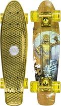 Disney Skateboard Star Wars Bling Bling Vader 57 Cm Goud