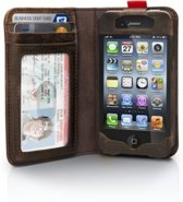 BookBook for iPhone 4/4S Brown