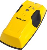 STANLEY Materiaal Detector 100 - LED indicatie - 9V