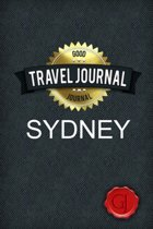 Travel Journal Sydney