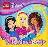 *Lego Friends vriendenboekje