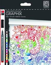 Fineliner kleur doodle supreme 12p.