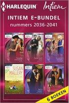 Intiem e-bundel nummers 2036 - 2041, 6-in-1