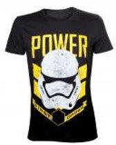 STAR WARS 7 - T-Shirt Stormtrooper Power (S)