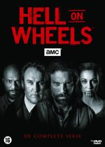 Hell On Wheels - De Complete Serie (Seizoen 1 t/m 5)