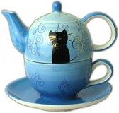 Tea for one set Filou - keramiek