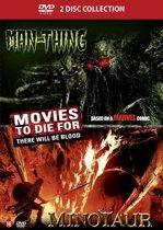 Man Thing/Minotaur