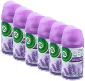 Airwick freshmatic Lavendel - 6 x 250 ml - Navulling - Voordeelverpakking