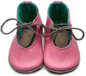 Inch Blue babyslofjes Mabel rose pink