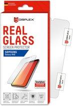 Displex Real Glass for Galaxy A40 clear