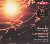 Holmboe Vagn: Sinfonias I-Iv