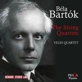Béla Bartók: The String Quartets (1954 Stereo)