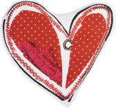 Beddinghouse KIDS Heart Dots, Roze - Sierkussen