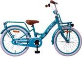 Amigo Bloom - Kinderfiets - 20 Inch - Meisjes - Turquoise