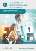Aplicaciones microinformáticas e Internet para consulta y generacion de documentacion