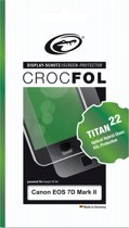 CROCFOL Titan Hybrid Glass Canon EOS 7D Mark II