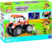 Cobi - Action Town - Tractor (1861)