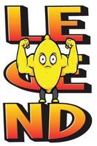 Legend Jacked Lemon