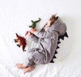Dino - Dinosaurus - Dier - Draak - Baby Boxpakje Onesie Romper