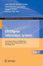 ENTERprise Information Systems, Part II