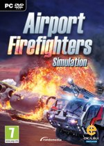 Airport Firefighters Simulator (DVD-Rom) - Windows