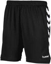 Hummel Burnley Voetbal Short - Shorts  - zwart - XL