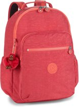 Kipling Seoul Up - Laptoprugzak - Punch Pink C
