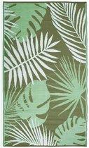 Home&Deco Vloerkleed - 150x240 cm - Groen