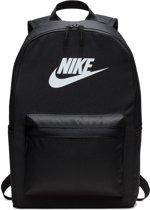 Nike Rugzak - UnisexKinderen en volwassenen - zwart/wit
