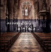 Arranging Bach: Freiburger Munsters