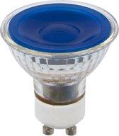 SPL LED GU10 5W - Glas / Blauw